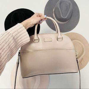 Kate Spade Nude Pink Cedar Street Maise Bag